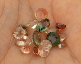 SALE! 10ctw Oregon Sunstones Mixed Parcel (SL1932)