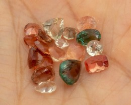 SALE! 10ctw Oregon Sunstones Mixed Parcel (SL1940)