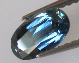 0.97cts Natural Australian Blue Sapphire Oval