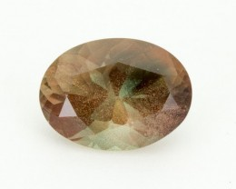 6.6ct Oregon Sunstone, Green Oval (S1945)