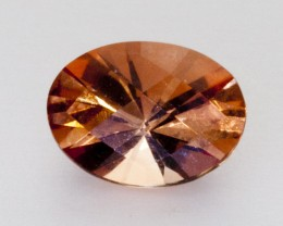 .7ct Oregon Sunstone, Peach Oval (S1962)