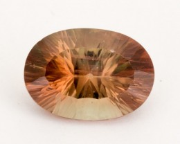 5.8ct Oregon Sunstone, Rootbeer Oval (S1781)