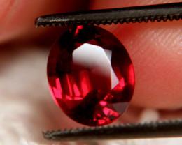 2.51 Carat VVS Rhodolite Garnet - Gorgeous