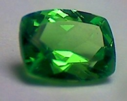 .64ct CERTIFIED Gorgeous Brught Green Firey Tsavorite Garnet - A584