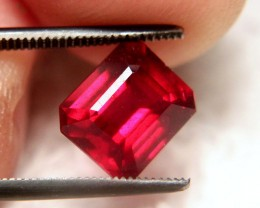 3.78 Carat VS Ruby - Fiery and Beautiful