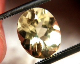 2.26 Carat VVS/VS Golden Beryl - Gorgeous