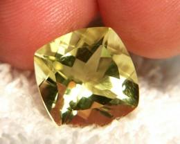 11.96 Carat VVS1 100% Natural Praisolite Quartz - Gorgeous