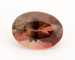 .7ct Oregon Sunstone, Rootbeer Oval (S1958)