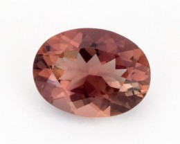 1.1ct Oregon Sunstone, Watermelon Oval (S1959)