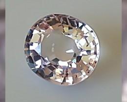 LIGHTEST PINK SPINEL ~ 3.01cts ~ VVS ~ BURMESE BEAUTY!!