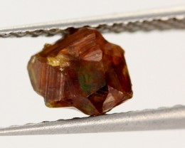 1.15 CTS RARE RAINBOW GARNET SPECIMEN  FROM JAPAN [MGW3607