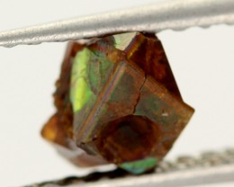1.74 CTS RARE RAINBOW GARNET SPECIMEN  FROM JAPAN [MGW3610
