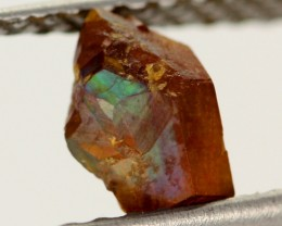 1.02 CTS RARE RAINBOW GARNET SPECIMEN  FROM JAPAN [MGW3621