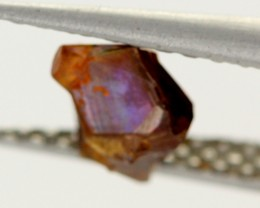 1.22 CTS RARE RAINBOW GARNET SPECIMEN  FROM JAPAN [MGW3622