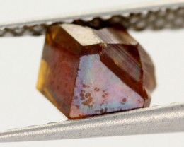 1.51 CTS RARE RAINBOW GARNET SPECIMEN  FROM JAPAN [MGW3626