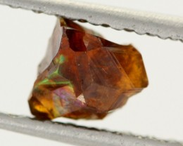 0.70 CTS RARE RAINBOW GARNET SPECIMEN  FROM JAPAN [MGW3627