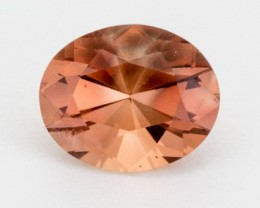 2.6ct Oregon Sunstone, Peach Oval (S471)