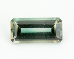 2.5ct Green Baguette Sunstone (S1870)
