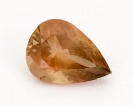 3.8ct Oregon Sunstone, Peach Pear (S1874)