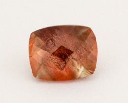 2.8ct Oregon Sunstone, Red Rectangle (S1875)