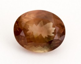 6.4ct Oregon Sunstone, Rootbeer Oval (S1873)