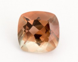 2ct Oregon Sunstone, Rootbeer Square (S1858)