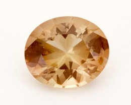 4.3ct Oregon Sunstone, Rootbeer Oval (S1891)