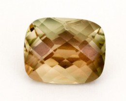 4.2ct Oregon Sunstone, Rootbeer Rectangle (S1807)