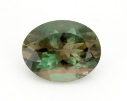 2.2ct Oregon Sunstone, Green Oval (S1806)