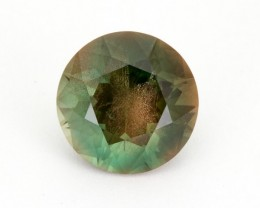 8.3ct Oregon Sunstone, Green Round (S1903)