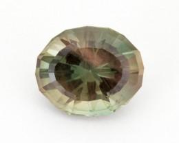 7.7ct Green Oval Sunstone (S1914)