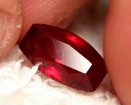 6.72 Carat Fiery VS Pigeon Blood Ruby