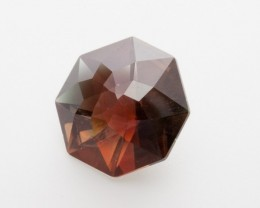8.3ct Oregon Sunstone, Red/Green Octagon (S1041)