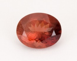 2.6ct Oregon Sunstone, Red Oval (S1802)