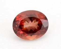3.9ct Oregon Sunstone, Red Oval (S1803)
