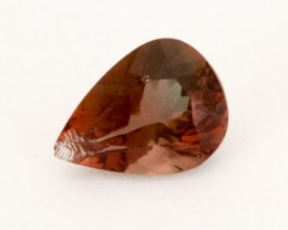1.6ct Oregon Sunstone, Red/Green Pear (S1813)
