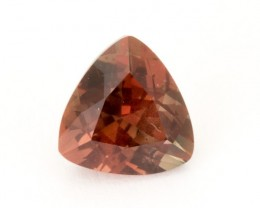 1.3ct Oregon Sunstone, Red Triangle (S1832)
