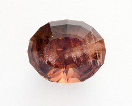 SALE WAS $17,300 ~ 16.9ct Oregon Sunstone, Red Rootbeer Oval (S1901)