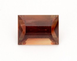 5ct Oregon Sunstone, Red Rectangle (S1906)