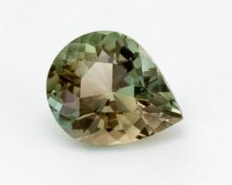 1.8ct Oregon Sunstone, Champagne/Green Pear (S482)