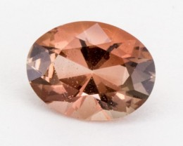 1.2ct Oregon Sunstone, Peach Oval (S501)