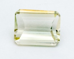 2ct Oregon Sunstone, Champagne Rectangle (S535)