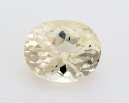 2.8ct Oregon Sunstone, Clear Oval (S536)