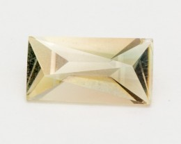 2.8ct Oregon Sunstone, Champagne Rectangle (S539)
