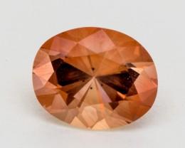 2.4ct Oregon Sunstone, Peach Oval (S544)