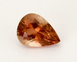 1.1ct Oregon Sunstone, Red Pear (S1829)