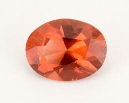 .55ct Oregon Sunstone, Red Oval Standard (S1841)