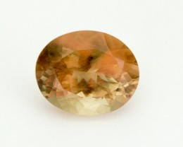 3.7ct Oregon Sunstone, Peach Oval (S1847)