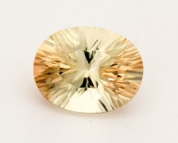 2.6ct Oregon Sunstone, Clear Oval (S1856)