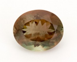 5.1ct  Rootbeer Oval Oregon Sunstone, (S945)